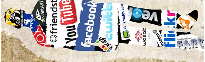 پنج قانون رسانه های اجتماعی که هر کار آفرینی باید بداند!