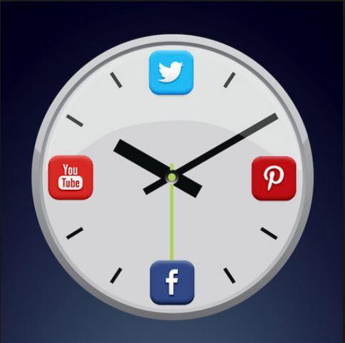 ۲۰ راهکار به منظور صرفه جویی در زمان اختصاص یافته برای شبکه های اجتماعی