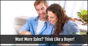 فروش بیشتری می خواهید؟ همانند یک خریدار بیندیشید!