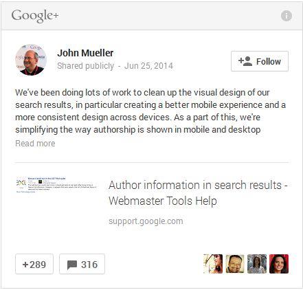۱۲ کاری که همین حالا باید بر روی پروفایل گوگل+ خود انجام دهید