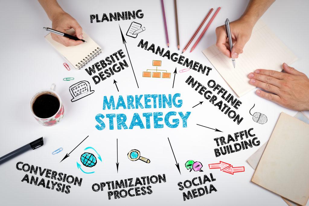 استراتژی های ساده بازاریابی برای رشد کسب و کارهای آنلاین