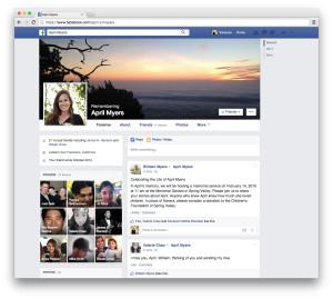 افزودن یک دوست یا رابط به عنوان وارث در فیسبوک