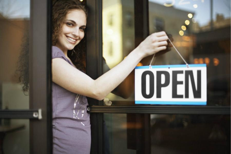 ده ایده کسب و کار برای خانمها