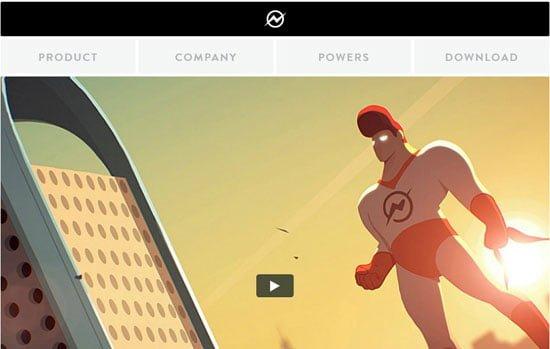 داستان گویی در طراحی سایت