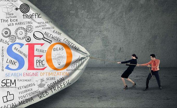 سئوی سایت و اهمیت آن در کسب و کار
