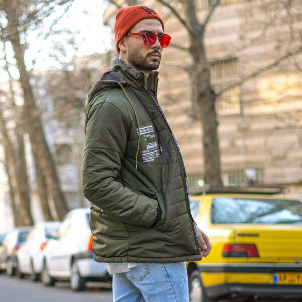 كاپشن مردانه مدل Fardad5