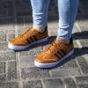 كفش adidas مردانه عسلي مدل Samba2