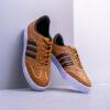 كفش adidas مردانه عسلي مدل Samba3