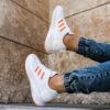 کفش ورزشی Adidas مردانه سفید مدل Renvy
