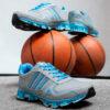 کفش ورزشی Adidas مردانه طوسی آبی مدل Gilva2