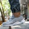 کفش ورزشی Adidas مردانه طوسی مدل Carter5