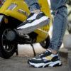 کفش ورزشی Adidas مردانه طوسی مدلArnold5