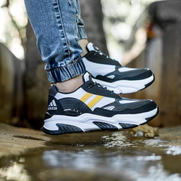 کفش ورزشی Adidas مردانه طوسی مدلArnold6