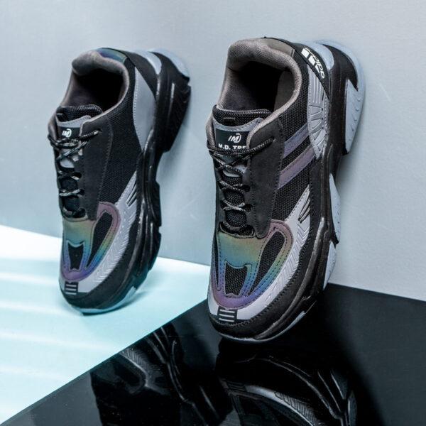 کفش ورزشی Adidas مردانه مشکی مدل Pulin3