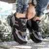 کفش ورزشی Adidas مردانه مشکی مدل Pulin6