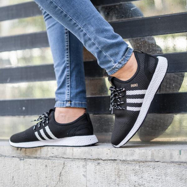 کفش ورزشی Adidas مردانه مشکی مدل Unifactor6 1