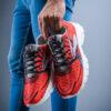 کفش ورزشی Brooks مردانه قرمز مدل Folen4