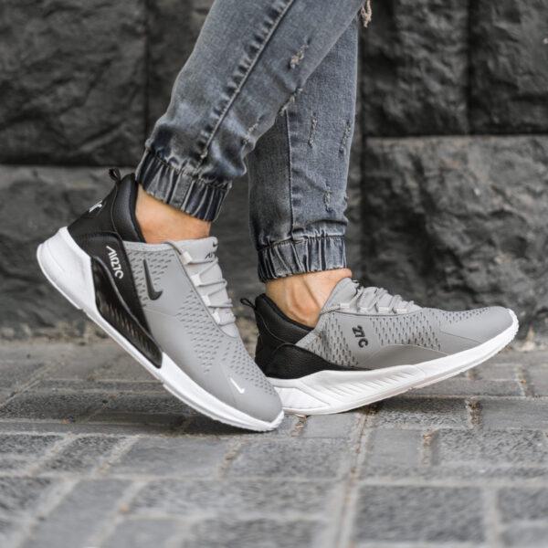 کفش ورزشی Nike مردانه طوسی مدل Edvan3