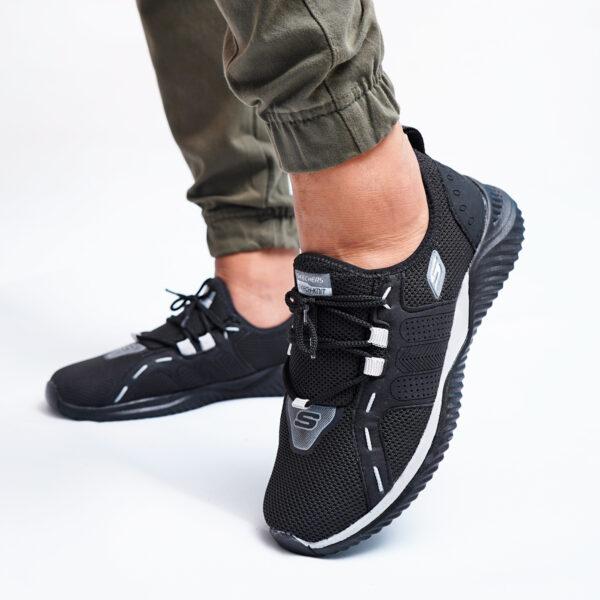 کفش ورزشیSKECHERS مردانه مشکی مدل Laviz5